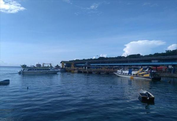八丹拜,巴厘岛和龙目岛,吉利群岛公共渡轮的主要渡口