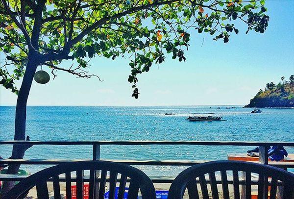 巴厘岛艾湄湾海滩在哪里,艾湄湾海滩怎么去,好玩吗
